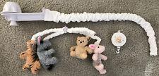 New ListingDisney Classic Winnie the Pooh Musical Baby Crib Mobile Piglet Tigger Eeyore
