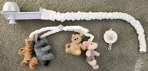 Disney Classic Winnie the Pooh Musical Baby Crib Mobile Piglet Tigger Eeyore