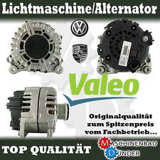 VW TOUAREG V6 TDI ALTERNATOR / LICHTMASCHINE ORIGINAL VALEO 230A !!!