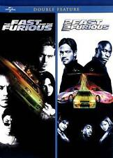 Fast and Furious Collection: 1 and 2 (DVD, 2012)