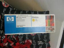 Hewlett Packard: C4152A Yellow Print Cartridge.  LJ5800/8550.  Sealed.  Genuine<