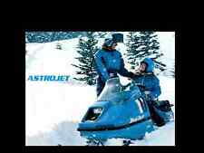 SNOJET ASTROJET SNOWMOBILE PART MANUALs 300pg for 1974 1975 1976 AstroSST SS SST