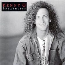Breathless by Kenny G cd (1992, Arista)
