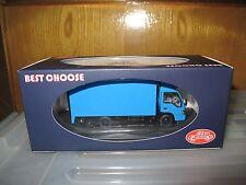 Isuzu NPR 2003 Hong Kong box van lorry truck 1/50 free shipping best choose