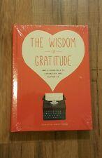 The wisdom of gratitud