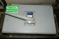 Square D QMB Saflex Unit QMB-3640 Ser 1 Panelboard Switch 400Amp 3Pole QMB3640
