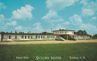 LAM(Z) Yankton, SD - Skyline Motel - Exterior and Grounds