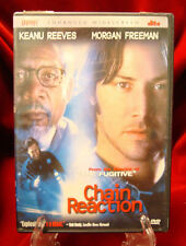 DVD - Chain Reaction (Enhanced Widescreen / 1996)