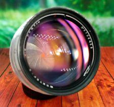 KMZ ! 1957 !!! early ! JUPITER 9 2x85mm lens for Leica M39  EX+++