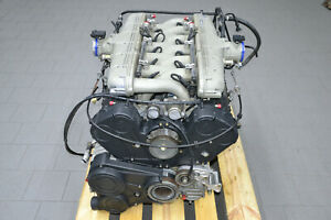 Ferrari 456 M Gt V12 For 116 325 Kw Motor with Attachments Engine Motors