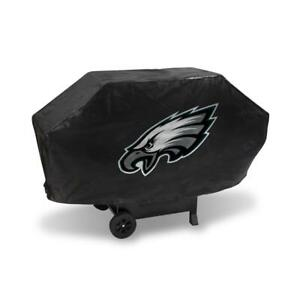 Philadelphia Eagles Vinyl Padded Deluxe Grill Cover [NEW] NFL Grilling Barbeque