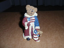"Boyd'S Bears ""Franklin Kringlebeary"" 2006, First Edition, Peace On Earth, used!"