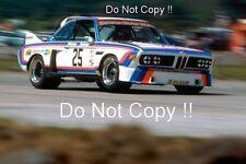 Ronnie Peterson BMW 3.0 CSL Sebring 12 Hours 1975 Photograph