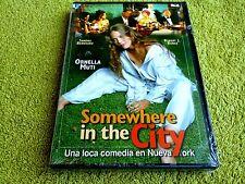 SOMEWHERE IN THE CITY / UNA LOCA COMEDIA EN NUEVA YORK - ORNELLA MUTI - PRECINTA