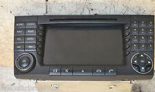 Mercedes CLS Head Command Unit A2118203297 W219 Coupe SAT NAV Unit 2006 W211