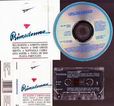 PRIMEDONNE ● Lotto CD +MC Loretta GOGGI Patty PRAVO Mia MARTINI Flavia FORTUNATO