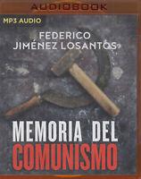 Federico Jimenez Losantos Memoria Del Comunismo 2 MP3 Audio Book Spanish