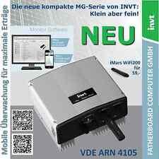 INVT iMars MG3KTL 3000W Solar Photovoltaik  PV Wechselrichter opt. mit WiFi