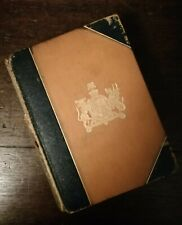 Badminton Library - Mountaineering. Deluxe 1st Edition 1892