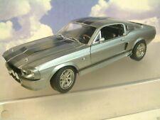 """Greenlight 1/18 de Metal 1967 Shelby Mustang GT500 Eleanor""""Gone IN 60 Seconds"""""""
