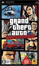 Used PSP Grand Theft Auto Libert City Stories  Japan Import ((Free shipping))