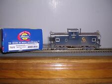 Athearn #75216 C.& O.for Progress W.V.Caboose #3181 Built-up & Weathered