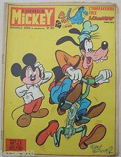 ¤ LE JOURNAL DE MICKEY n°801 ¤ 01/10/1967