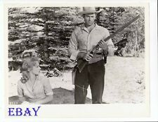 Clint Walker Virginia Mayo VINTAGE Photo Fort Dobbs
