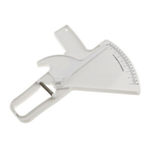 0-80mm  Tester Caliper with Tape measure Diet Weight Loss Health Gym