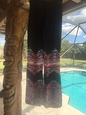 COPPER KEY Pants Size S 6 FESTIVAL SUMMER SURFER COOL BOHO CHIC Vacation NWT