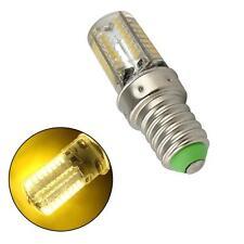 3W E14 SMD 64LED Energy Save Warm White Light Bulb Crystal Capsule Spotlight AT
