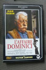 DVD l'affaire dominici avec jean gabin depardieu 1973 rené chateau TBE