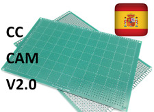 C-Cam  salma 100x150 mm Single Side Prototype PCB Universal Printed Circuit Boar