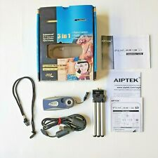 Aiptek Vintage VGA Pencam 3-1 Digital Camera Camcorder PC Windows 98/2000/XP