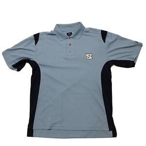 University of North Carolina Chapel Hill Tar Heels UNC polo Golf Shirt NC NCAA M