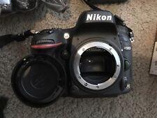 Nikon D D600 24.3MP Digital SLR Camera lens and starter kit