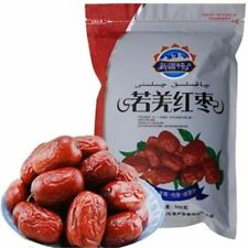500g Dried JUJUBE Chinese red dates 100% Organic healthy food snack   JUJUBE, th