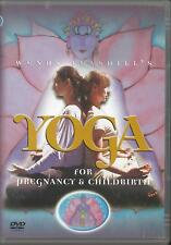 Yoga For Pregnancy And Childbirth (DVD, 2004) Exercise Fitness FREE SHIPPING