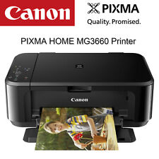 Printer Canon Pixma Home MG3660 Wireless All-in-One Inkjet + Ink Cartridge Set