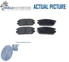 NEW BLUE PRINT REAR BRAKE PADS SET BRAKING PADS GENUINE OE QUALITY ADC44255