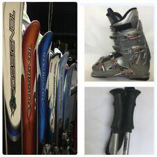 Rossignol Beginner-Intermediate Ski Package 158,162,176,186 CM + Boots