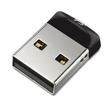 SanDisk USB 16GB 16G Cruzer Fit Flash Pen Drive New Lifetime Warranty