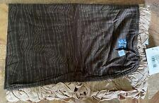 New listing New Kickee Pants Ruffle Stroller Blanket in Petrified Wood (2019)