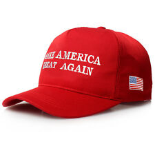 MAGA Make America Great Again Hat Donald Trump Cap Red US Outdoor Unisex
