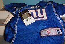 New listing New New York Giants Dog Pet Premium Jersey X Small Little Earth Productions