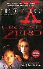 Ground Zero by Kevin J Anderson (Paperback / softback, 1996)