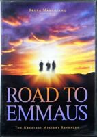 Road To Emmaus NEW Christian DVD Movie Stars Bruce Marchiano