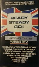 SEALED Ready Steady Go! Beatles Volume 2 VHS 60's British rock/pop videos