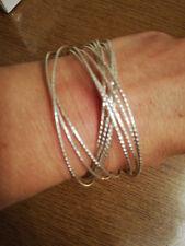 BRACELET rigide anneaux  LBVYR/BIJOUX
