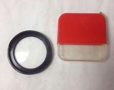 Zeiss Ikon Voigtlander 50mm f=0.2m 5dptr Close Up Macro Lens